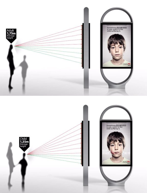 lenticular ad