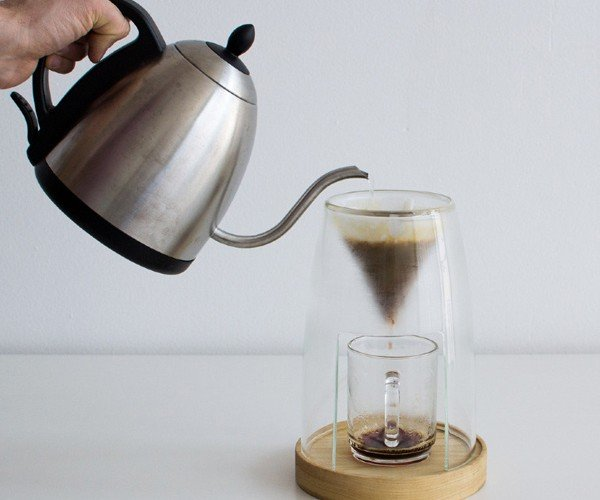 MANUAL Coffeemaker: Coffee Has Never Been This Minimal
