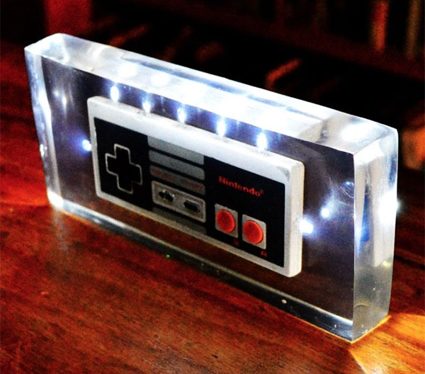 nes controller night light 2