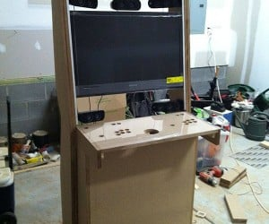 nintendo nes arcade cabinet by mystery smelly feet 6 300x250