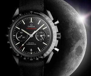 Omega Dark Side of The Moon Watch: Ticking Away the Moments