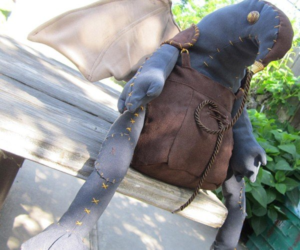 Bioshock Infinite Songbird Gets Cute, Cuddly and Plush