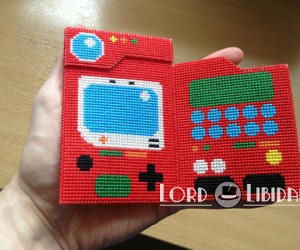 Cross Stitched Pokédex: for Cataloging Textile Pokémon