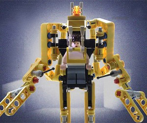 Win an Awesome LEGO Aliens Power Loader from Ichiban Toys!