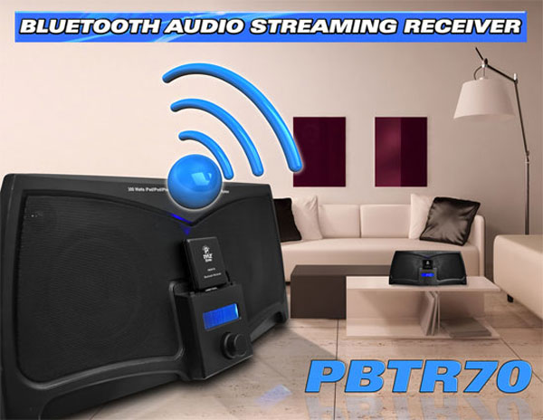 Pyle Bluetooth Receiver Turns Old iPod Docks into Wireless Speakers