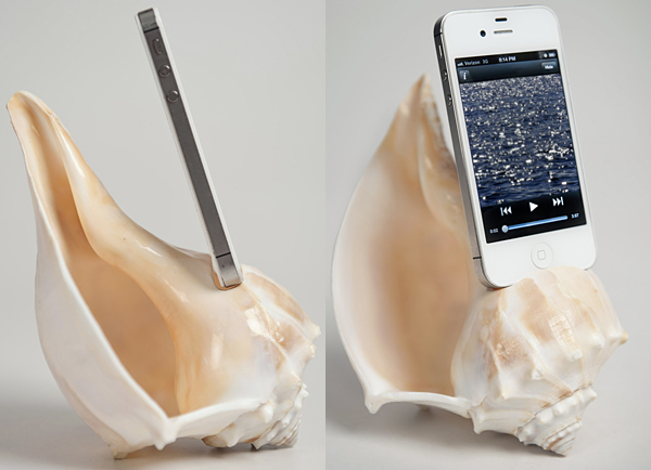 shellphone iphone amplifier by waam 2