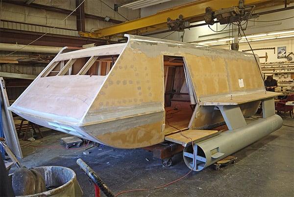 shuttlecraft restoration 3