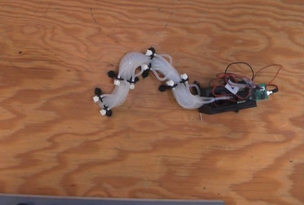 Soft-bodied Robot Snakes Are the Future of Robo-snakes