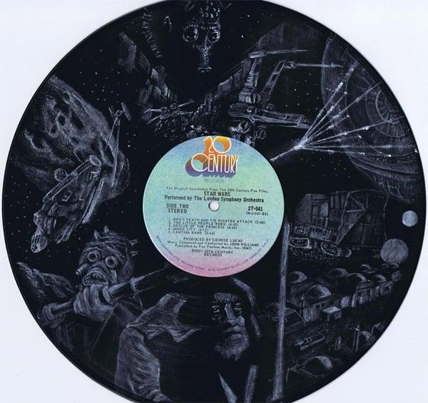 star wars record