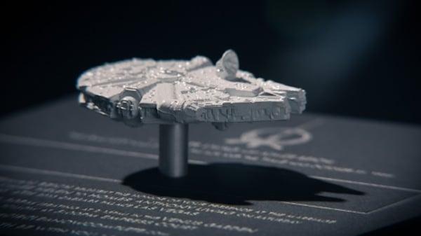 Star Wars Spaceship Wedding Invites: Run to the Altar in Under 12 Parsecs
