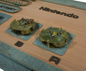 steampunk nintendo nes controller coffee table by bohemian workbench 4 300x250