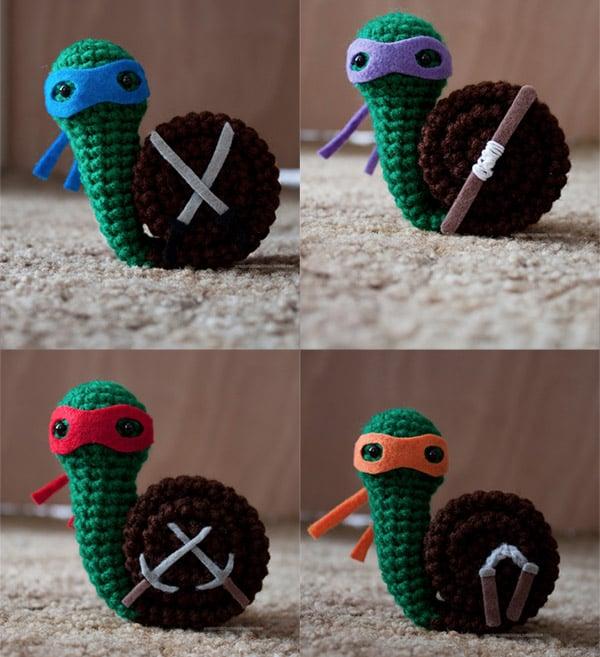 tmnt snails