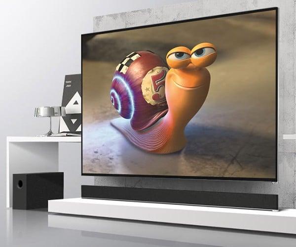 Vizio M-Series TVs Go Nearly Edge to Edge to Edge out the Competition