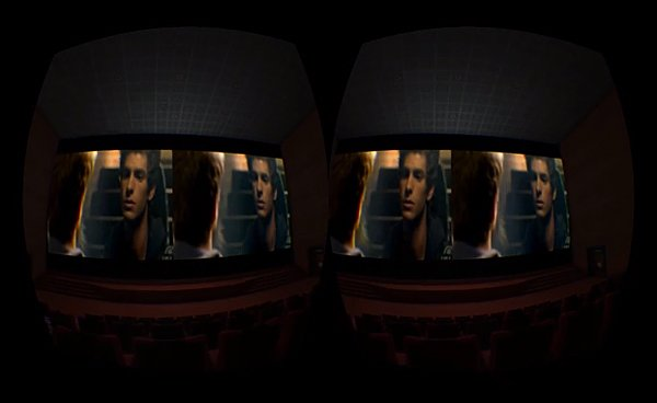 VR Cinema 3D for Oculus Rift Gives You Your Own Theater, Seats Included