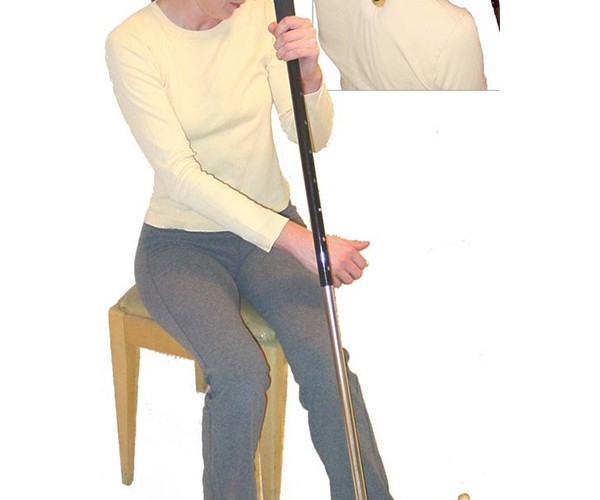Foot-Powered Back Massager: Too Complicated for Comfort?