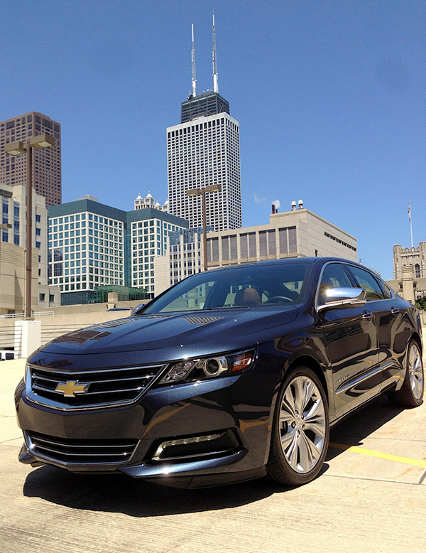 2014 Chevrolet Impala 2LTZ Review: Chevy Flirts with Perfection