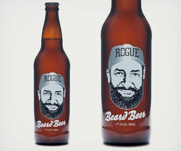 Rogue Beard Beer is Made Using Yeast Extracted from a Dude's Beard