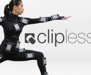 Clipless Secures Your Phone on Almost Any Surface