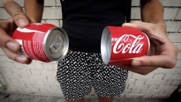 Coca-Cola Sharing Can Aims for Social Soda Drinking