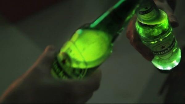 Flashlight Beer
