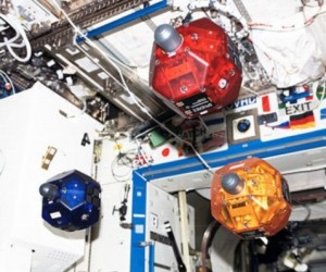 Students to Pilot Robotic Spheres on the International Space Station