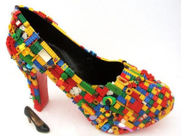 LEGO Stiletto