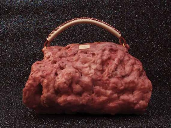 Tasty or Tasteless? Meat Handbags and Shoes
