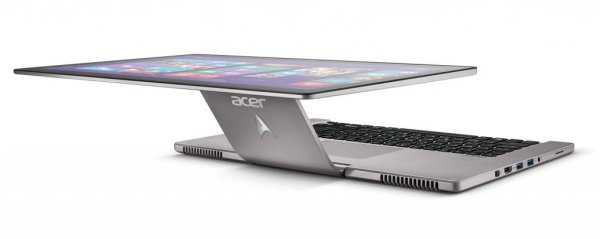 Acer Aspire R7 Star Trek Limited Edition Laptop: Kirk to Ivy Bridge, Beam Me Up!