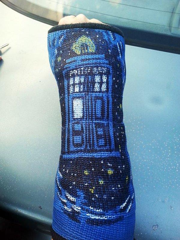 TARDIS-Cast