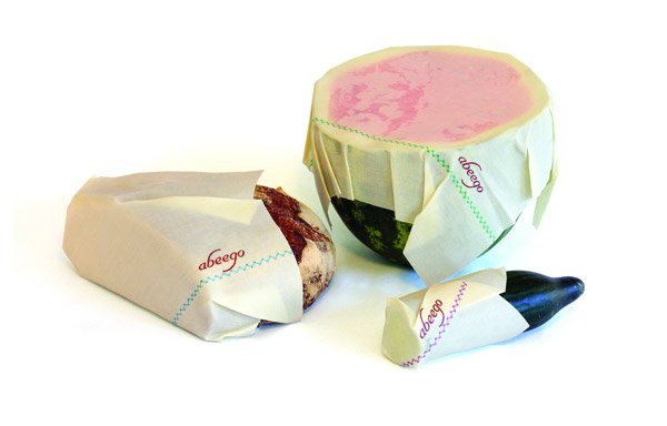 abeego food storage wrap