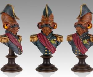 Admiral Ackbar Magnitude Bust: Napoleon It's a BonaTrap