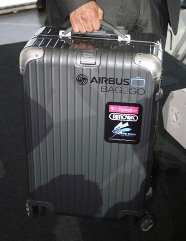 airbus bag2go luggage suitcase bag transit photo