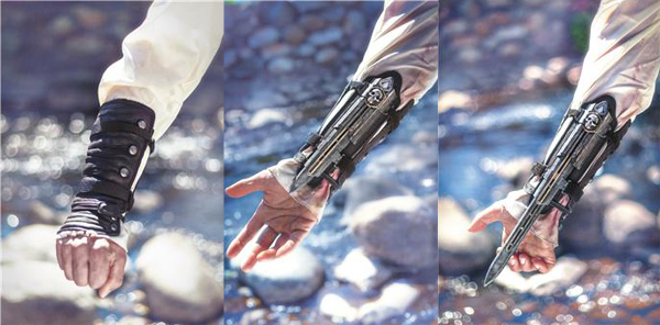 Assassin's Creed IV Hidden Blade Replica for Sneaky Pirates