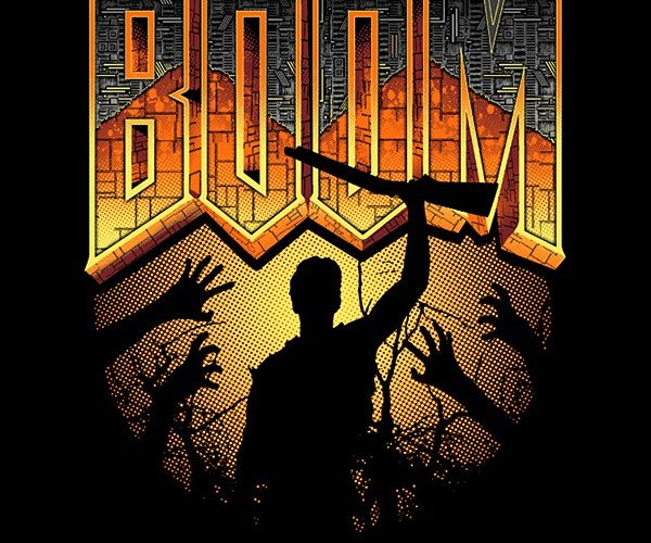 This is My Boomstick T-shirt: BFSG