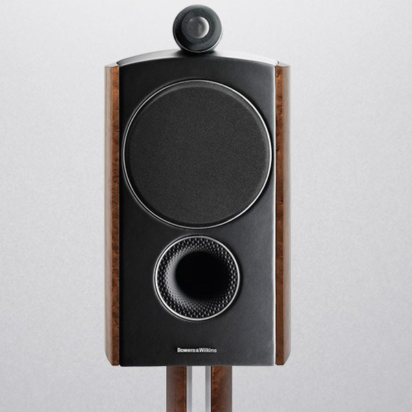 bowers wilkins maserati 805 speaker front photo