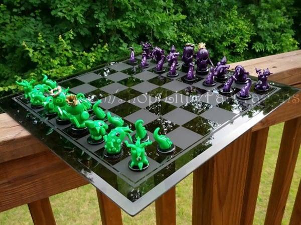 cthulhu chess