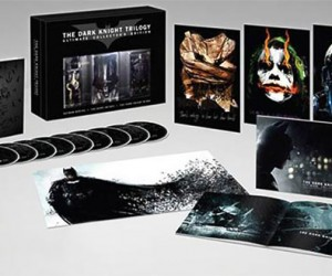 The Dark Knight Trilogy Blu-ray Ultimate Collector's Edition Leaked