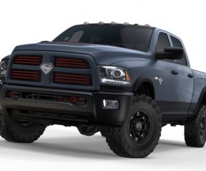 Dodge Ram Man of Steel Truck: Still Not Faster Than a Speeding Bullet