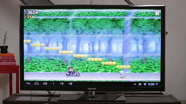 GamePop Console Plays Mobile Games on TV: Appdroid TV
