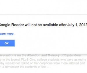 How to Survive The Upcoming Google Reader Apocalypse