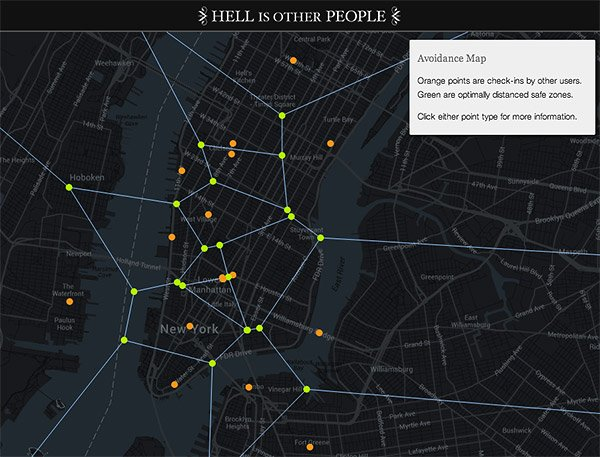 hell is other people map