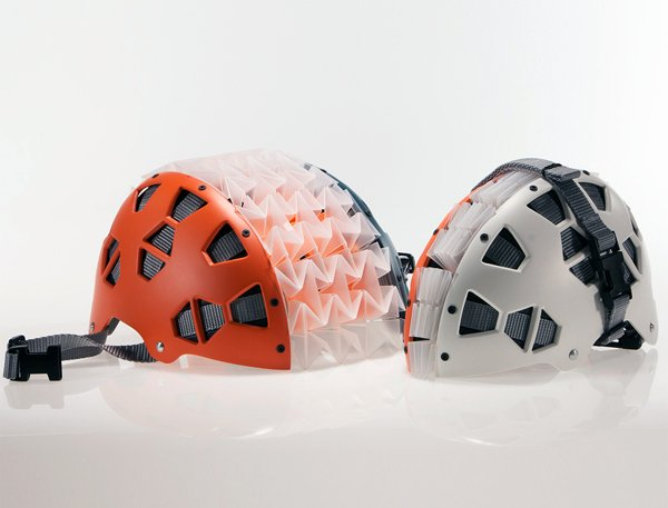 Collapsible Bike Helmet: Hope It Doesn't Collapse on Your Head