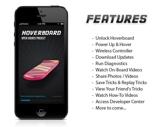 hoverboard app
