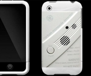 iPhone Carbon Monoxide Detector Case Concept Could Save Lives