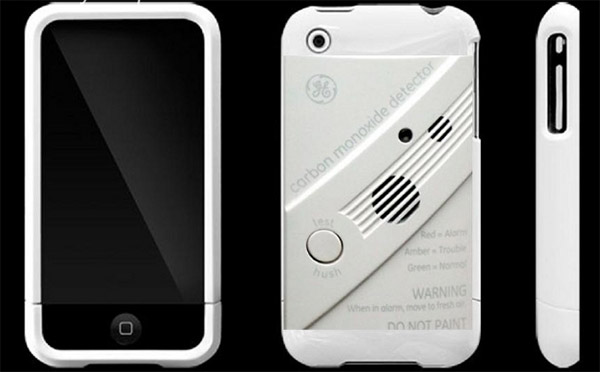 iphone carbon monoxide detector