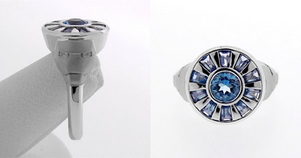 Iron Man Arc Reactor Ring Will Keep Your Love Alive - Technabob