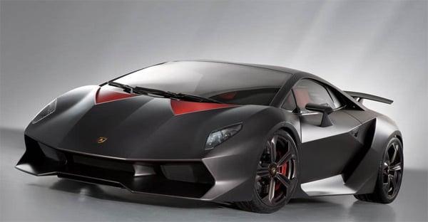 Lamborghini Sesto Elemento: Hypercar Track Day Dreams