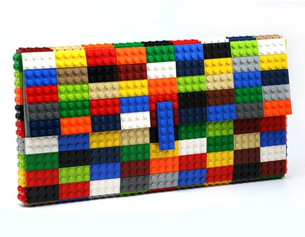 LEGO Purses: Carry Around a Bag of Bricks