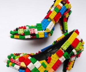LEGO Stilettos: Better Than Stepping on LEGO with Your Bare Feet