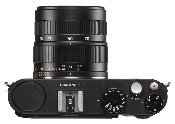 leica x vario camera compact top photo